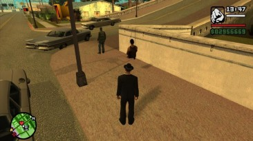 """Grand Theft Auto: San Andreas """"GlobalPatch v1.1"""""""