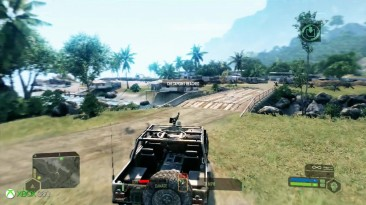Трилогия Crysis чувствует себя неважно на Xbox One