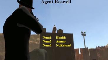 Agent Roswell: Трейнер/Trainer (+3) [1.3] {Abolfazl.k}