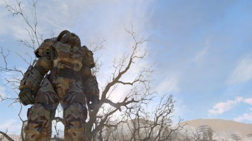 """Fallout 4 """"PASK - Power Armor Skin Pack 1.0"""""""