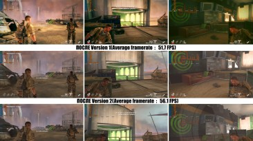 """Spec Ops: The Line """"Оптимизация для очень слабых ПК"""""""