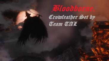 "Skyrim ""Bloodborne Crowfeather Set - Сет Перо Ворона by Team TAL"""