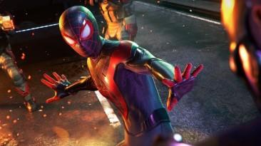 Он вернулся - Spider-Man: Miles Morales лидирует по продажам в Великобритании