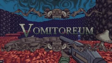 В Steam состоялся релиз Vomitoreum