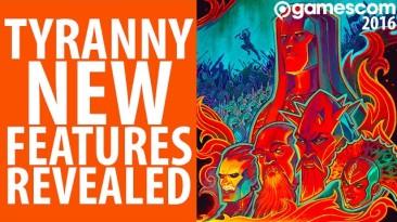 Новое геймплейное видео Tyranny в интервью PCGamesN