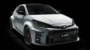 Toyota GR Yaris появятся в Gran Turismo Sport в обновлении 1.62