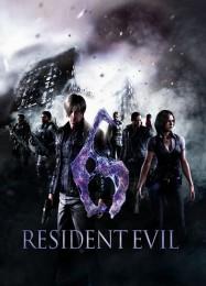 Обложка игры Resident Evil 6