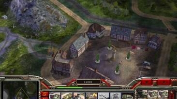 "Command & Conquer Generals: Zero Hour ""Карта - New Standard"""
