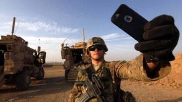Это нормально?! Солдаты США играли в Pokemon GO на базе в Афганистане