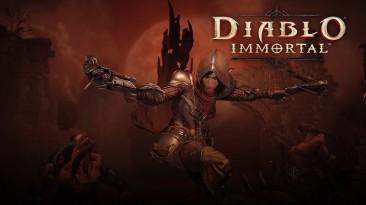 Игровой процесс Diablo Immortal с BlizzCon 2019