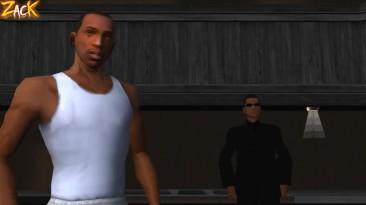 10 случаев когда Вузи притворяется слепым в GTA San Andreas