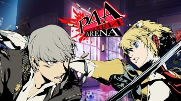 Persona 4 Arena стала доступна по программе обратной совместимости на Xbox One