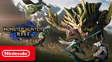 Для Monster Hunter Rise вышло обновление 1.1.2