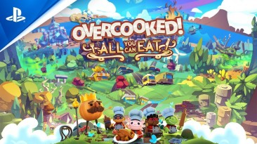 Overcooked! All You Can Eat анонсирована для PS5