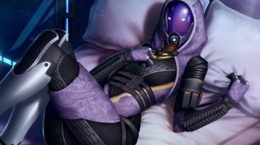 Фанат сделал симпатичную фигурку Тали из Mass Effect на 3D-принтере