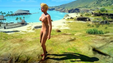 "Final Fantasy 15 ""Prompto V nude Tomboy"""