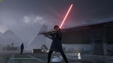 "Star Wars Jedi: Fallen Order: ""Выбор любого цвета для светового меча"""