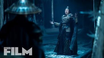 """Зловещий Шанг Цунг на новом кадре из фильма """"Мортал Комбат"""""""