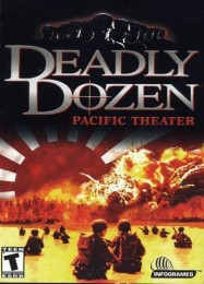 Обложка игры Deadly Dozen: Pacific Theatre