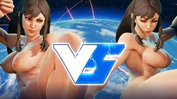 """Street Fighter 5 """"Full Nude mod (all woman characters)"""""""