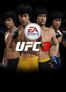EA Sports UFC 3 - Bruce Lee Bundle
