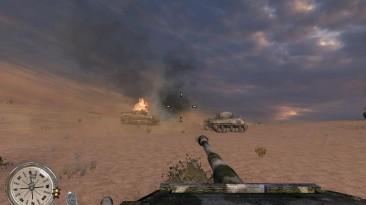 """Call of Duty 2 """"Универсальный танковый мод"""""""