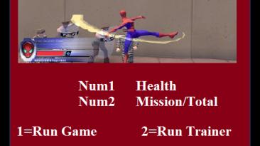 Spider-Man 2: The Game: Трейнер/Trainer (+2) [1.0] {Abolfazl.k}