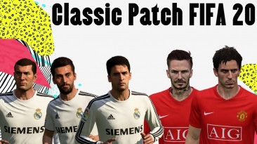 "FIFA 20 ""Classic Patch Evolution"""