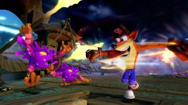 Крэш против Доктора Нео Кортекса - по слухам, Sony и Activision готовят анимационный фильм по мотивам Crash Bandicoot
