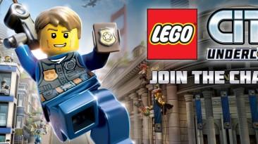 Видеосравнение графики LEGO City: Undercover в версиях для Wii U, Switch и PS4