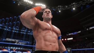 WWE 2K18 доступна бесплатно для подписчиков Xbox Live Gold на этих выходных
