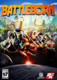 Обложка игры Battleborn