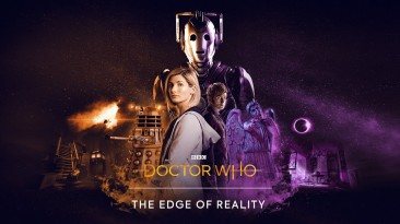 Doctor Who: The Edge of Reality выйдет в конце сентября