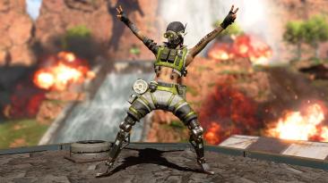 Apex Legends бьет рекорд пикового онлайна в Steam