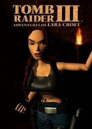 Обложка игры Tomb Raider 3: Adventures of Lara Croft