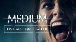 У хоррора The Medium появился трейлер с живыми актёрами