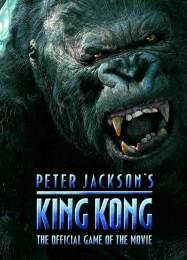 Обложка игры Peter Jackson's King Kong
