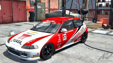 "Assetto Corsa ""Honda Civic SiR-II GRA"""