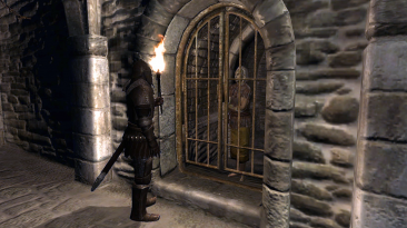 Stop Right There, Criminal Scum! Фанат TES 4: Oblivion просидел в игровой тюрьме 616 лет - и ему норм