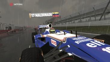 "F1 2011 ""Rothmans Williams Renault FW 18 (HD)"""