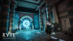 Вдохновленная Myst приключенческая VR-игра Ryte: The Eye of Atlantis стала доступна в Steam
