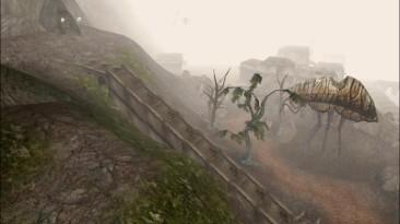"Morrowind ""Балморская пещера Джаллена"""