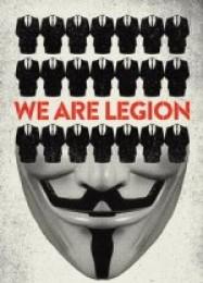 Обложка игры We Are Legion