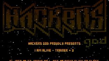 I Am Alive: Трейнер/Trainer (+3) [1.0] {Hacker's God}