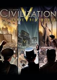 Обложка игры Sid Meier's Civilization 5: Brave New World