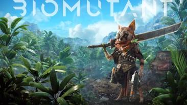 Новый геймплейный трейлер Biomutant