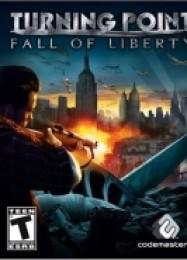 Обложка игры Turning Point: Fall of Liberty