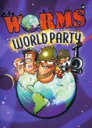 Обложка игры Worms World Party