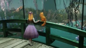 Приключенческая игра по мотивам творчества Нила Геймана Another Sight получила геймплейный трейлер