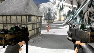 """Serious Sam HD: The Second Encounter """"Serious Uzi Black Edition (From SS2)"""""""